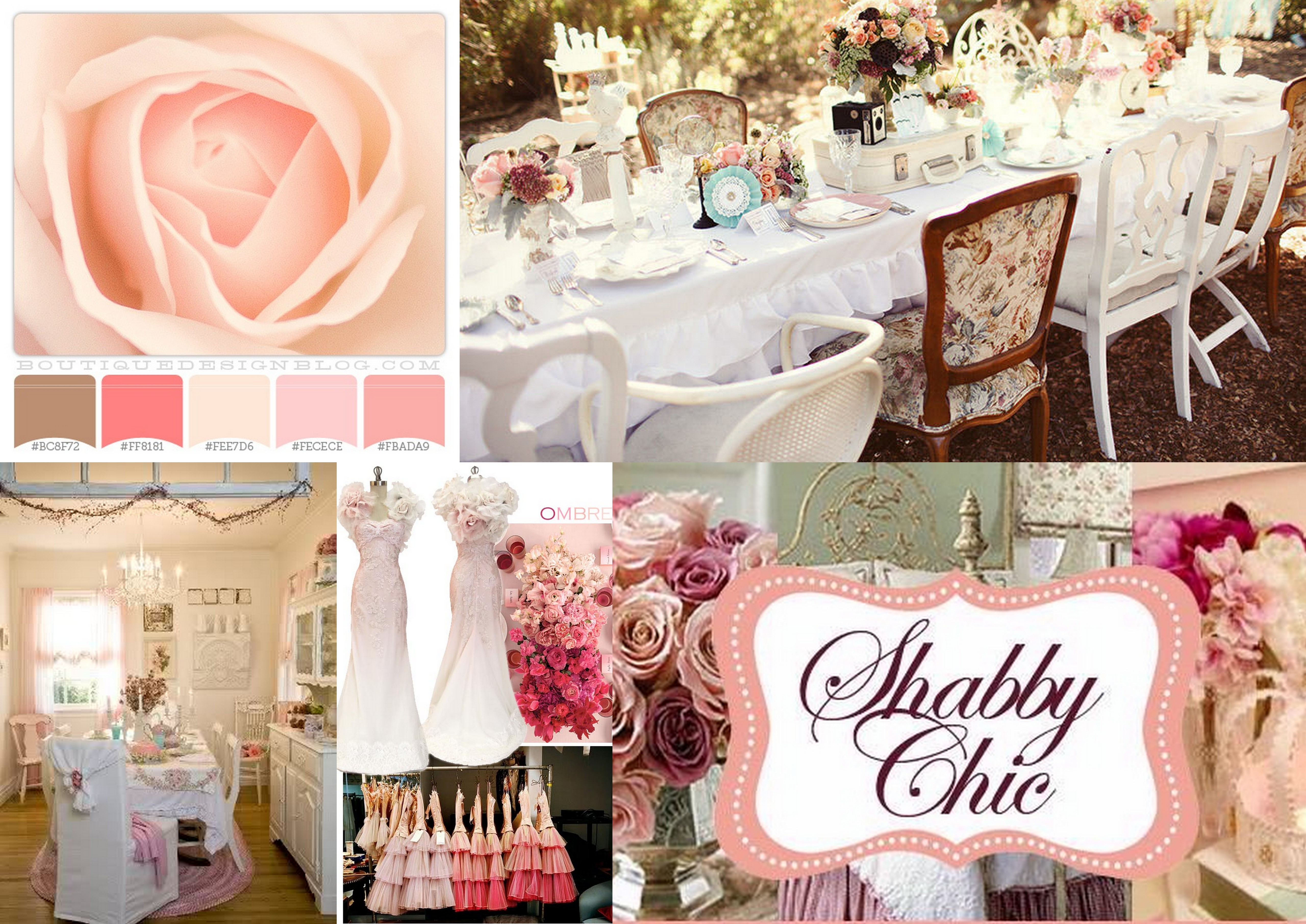French Vintage Inspired Wedding Is Love Danny And Kathleen Story Flower Shabby Rose 3 Share This
